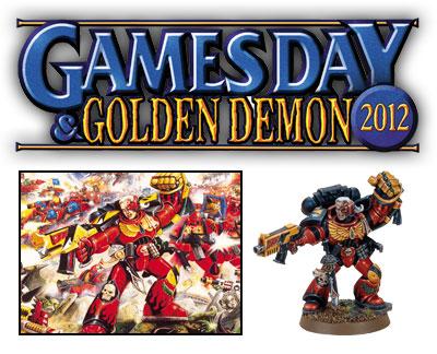 games day y miniatura