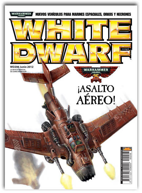 White Dwarf Junio 2012