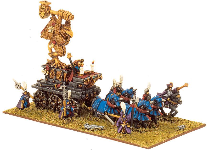 Altar de Guerra Imperio Warmaster