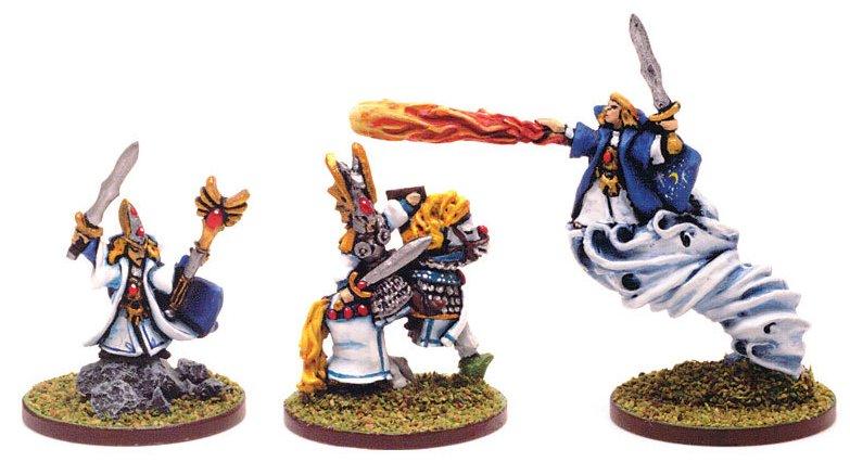 Personajes Altos Elfos Warmaster