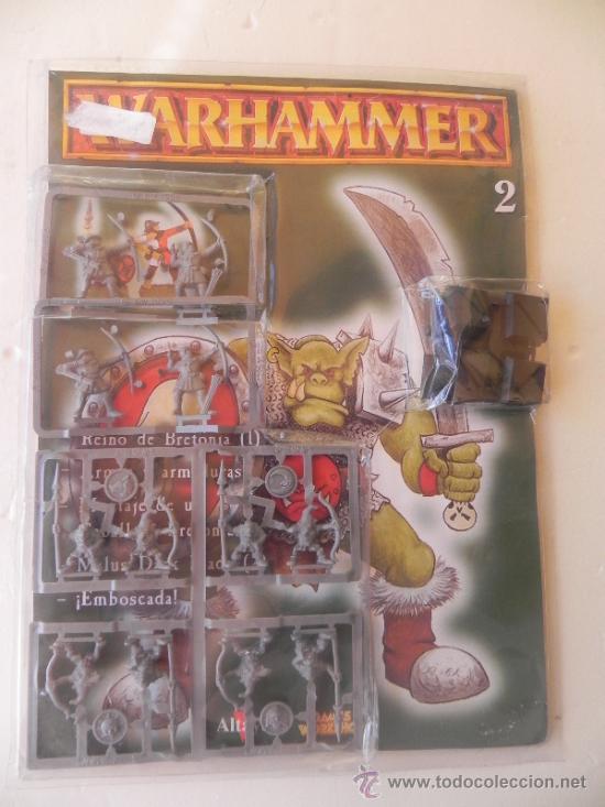 Warhammer] El coleccionable de Altaya | | ¡Cargad!