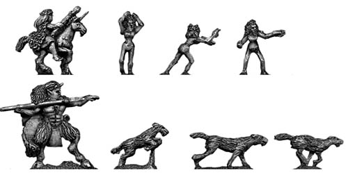 Eureka Woodland Creatures
