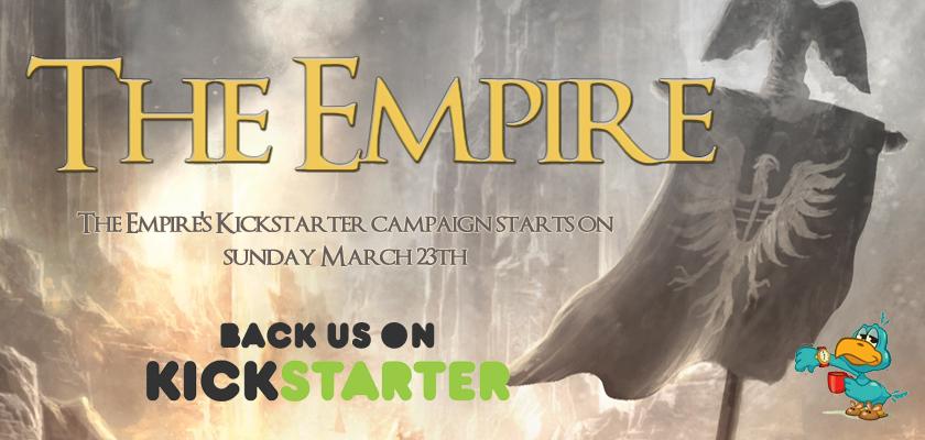 Kickstarter El Imperio