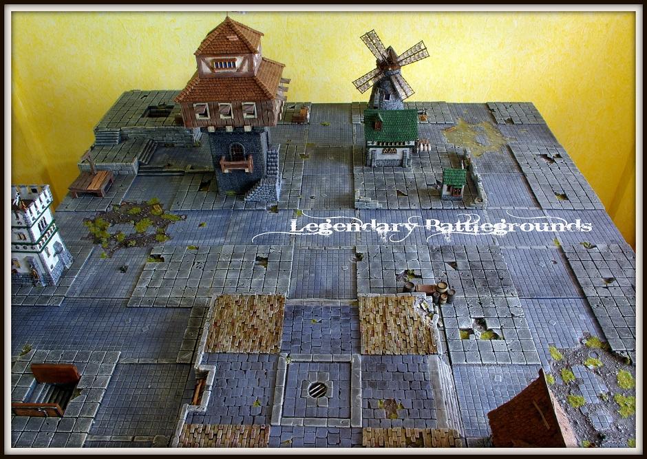 Legendary Battlegrounds 9