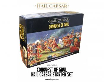 Hail Caesar Conquest of Gaul