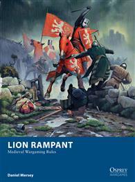 Osprey 8 Lion rampant
