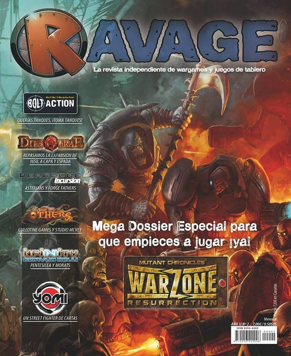 Ravage ES 02