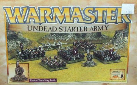 Warmaster caja no muertos USA