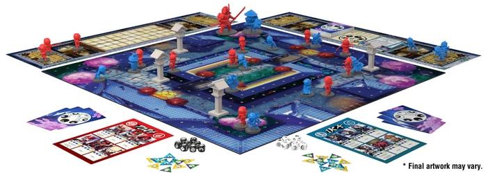 Ninja All Stars juego