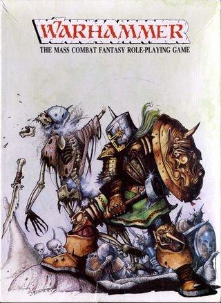 Warhammer 1st Edition