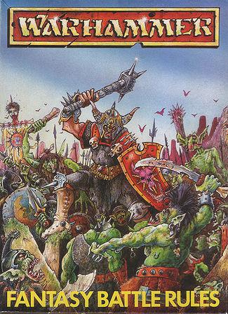 Warhammer 2nd edition
