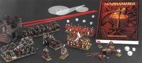 Warhammer 6th edition