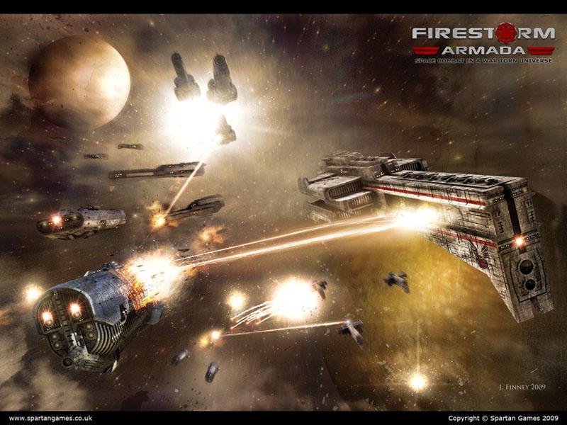 Firestorm Armada