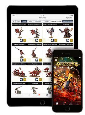 Warhammer age of sigmar app