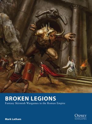 Osprey Broken Legions
