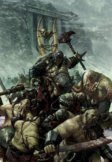 Reinos Ogros portada 6 Karl Kopinski