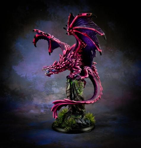 03720 Temple dragon (e Julie Guthrie, p Michael Proctor)