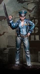 Gotham Policewoman