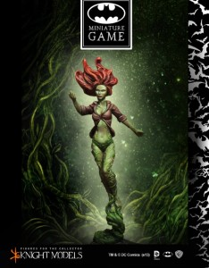 Poison Ivy Arkham City