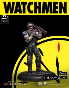 Watchmen - Comedian