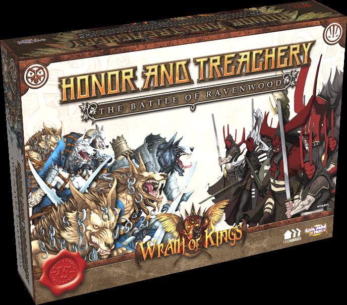 Wrath of Kings Starter Honor and Treachery