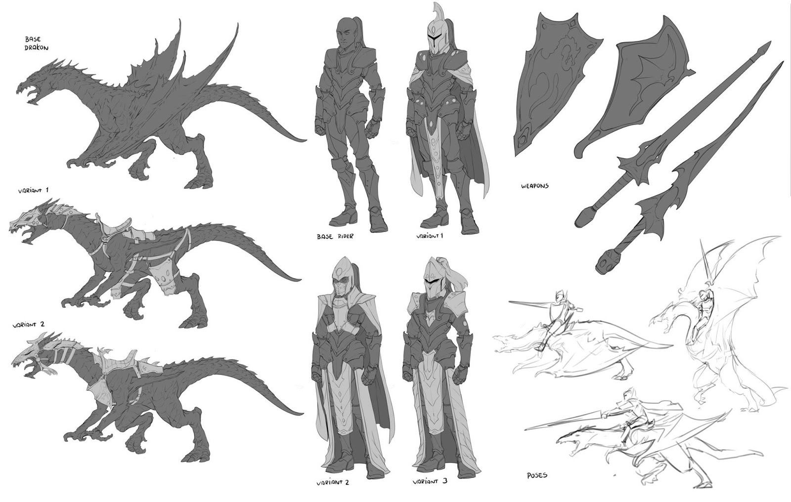 MG-Mantic-Kings-of-War-Drakon-Riders